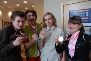 Wicemistrzowie Polski 2011